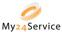 My24Service Logo